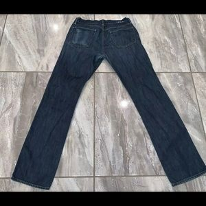 GAP 1969 Jeans MENS 34 X 32 JEANS Distressed